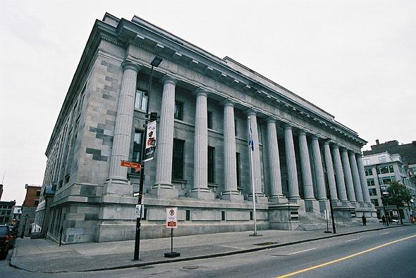 Corte de Apelação de Quebec.