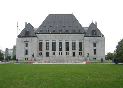 Suprema Corte do Canadá.