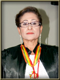 Desembargadora Denise Bonfim