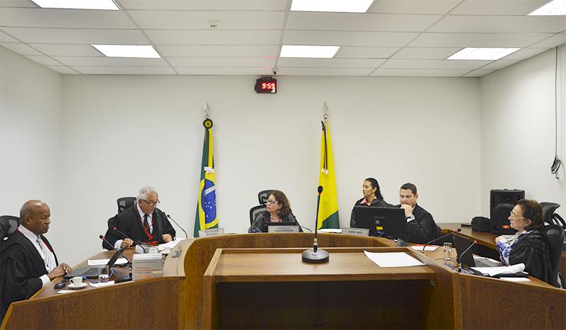 Sessão Câmara Criminal