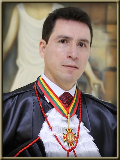 Des. Laudivon Nogueira